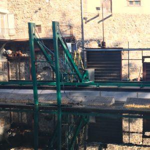 energie hydro-éléctrique, vieille-brioude